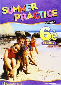 Ep 6 - Vacances - Summer Practice (+cd)  (ed. Cat) - Aa. Vv.