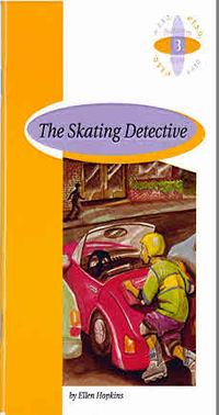 Eso 4 - The Skating Detective - Ellen Hopkins
