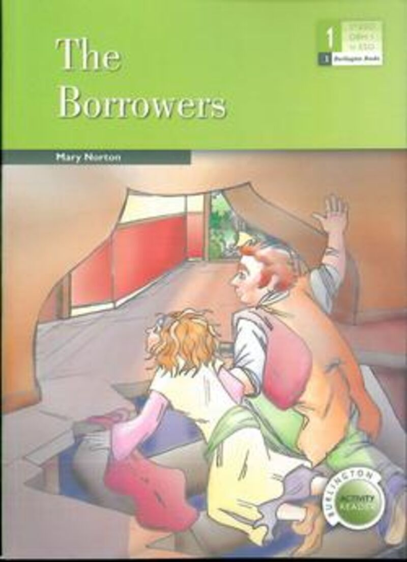ESO 1 - BORROWERS, THE