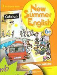 EP 6 - VACANCES - NEW SUMMER ENGLISH (+CD) (CAT)