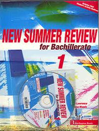 BACH 1 - VACACIONES - SUMMER REVIEW (+CD)