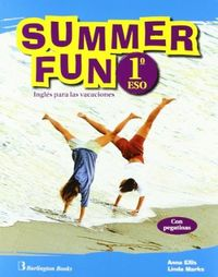 ESO 1 - VACACIONES - SUMMER FUN (+CD) (SPA)