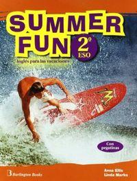 Eso 2 - Vacaciones - Summer Fun (+cd) - Aa. Vv.