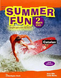 Eso 2 - Vacances - Summer Fun (pack) (cat) - Aa. Vv.