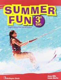 Eso 3 - Vacaciones - Summer Fun (+cd) - Aa. Vv.