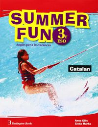 Eso 3 - Vacances - Summer Fun (pack)  (ed. Cat) - Aa. Vv.