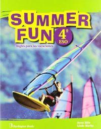 Eso 4 - Vacaciones - Summer Fun (+cd) - Aa. Vv.
