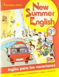 Ep 3 - Vacaciones - New Summer English (+cd) - Aa. Vv.
