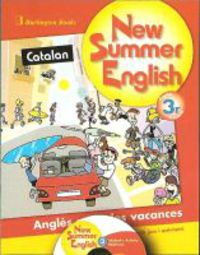 EP 3 - VACANCES - NEW SUMMER ENGLISH (+CD) (CAT)