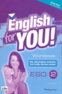 Eso 2 - English For You Wb - Aa. Vv.