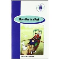 Bach 2 - Three Men In A Boat - Jereome K. Jerome