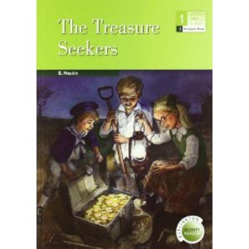 Eso 1 - Treasure Seekers, The - Aa. Vv.