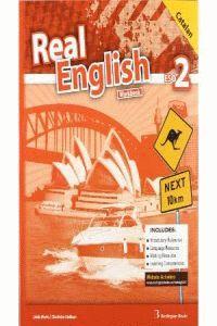 ESO 2 - REAL ENGLISH WB (+LANGUAGE BUILDER) (CAT)