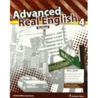 Eso 4 - Advanced Real English 4 Wb - Aa. Vv.