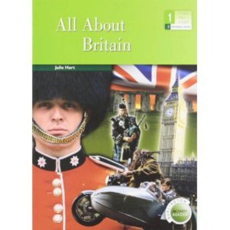 Eso 1 - All About Britain - Aa. Vv.
