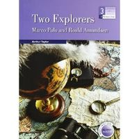 Eso 3 - Two Explorers - The Stories Of Marco Polo And Roald Amunsden - Aa. Vv.