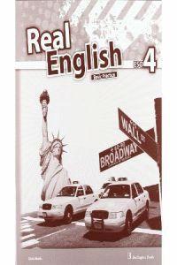 Eso 4 - Real English Wb - Basic Practice - Aa. Vv.