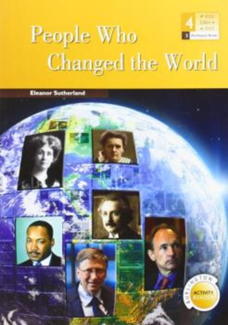 ESO 4 - PEOPLE WHO CHANGED THE WORLD