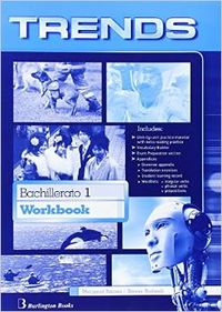 Bach 1 - Trends Wb (+vocabulary Builder) - Aa. Vv.