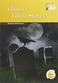 ESO 4 - CLASSIC GHOST STORIES
