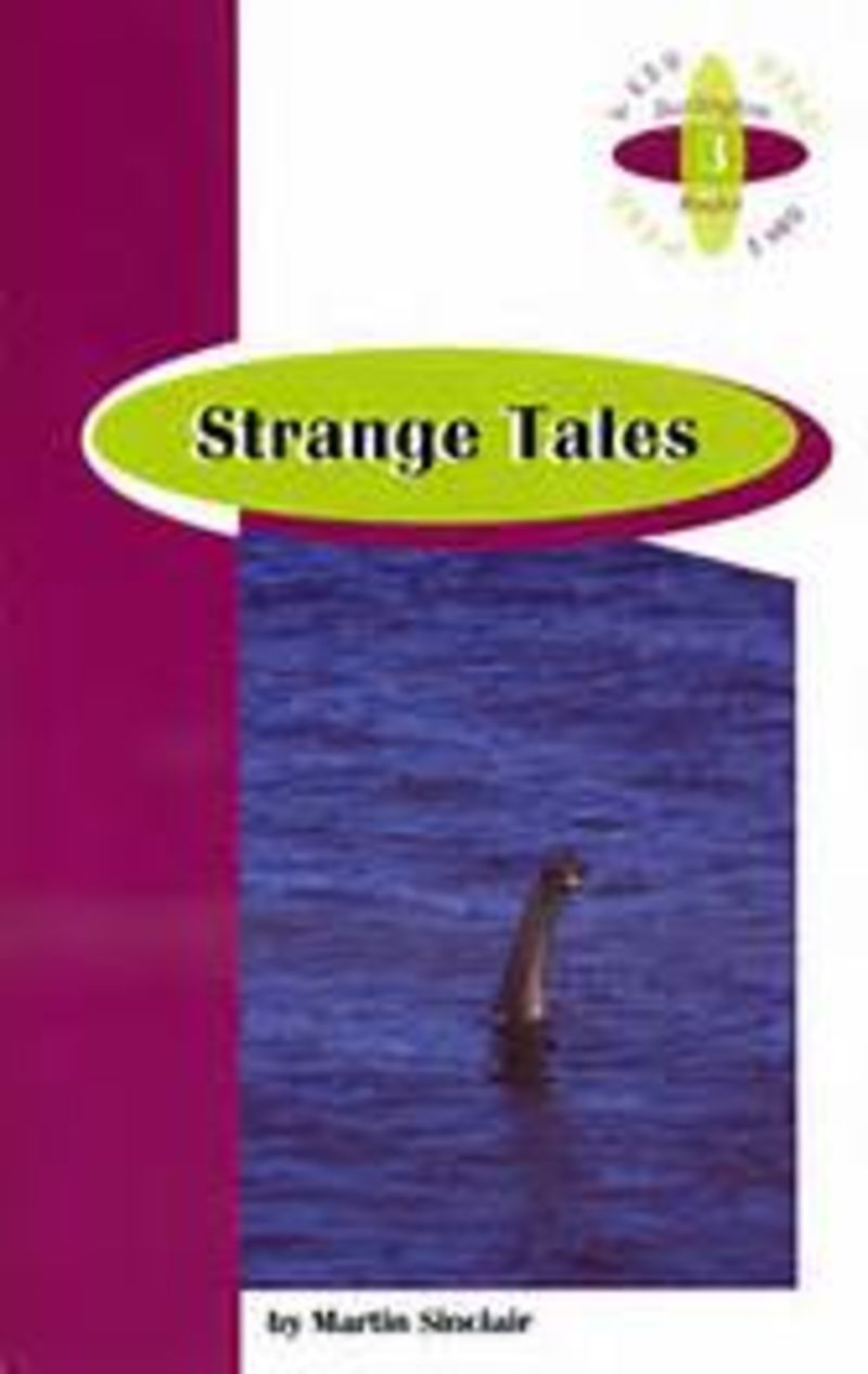 Eso 3 - Strange Tales From Great Britain - Martin Sinclair