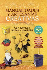 Manualidades Y Artesanias Creativas - Aa. Vv.