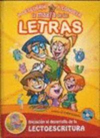 Magia De Las Letras (+cd) - Mirta Goldberg